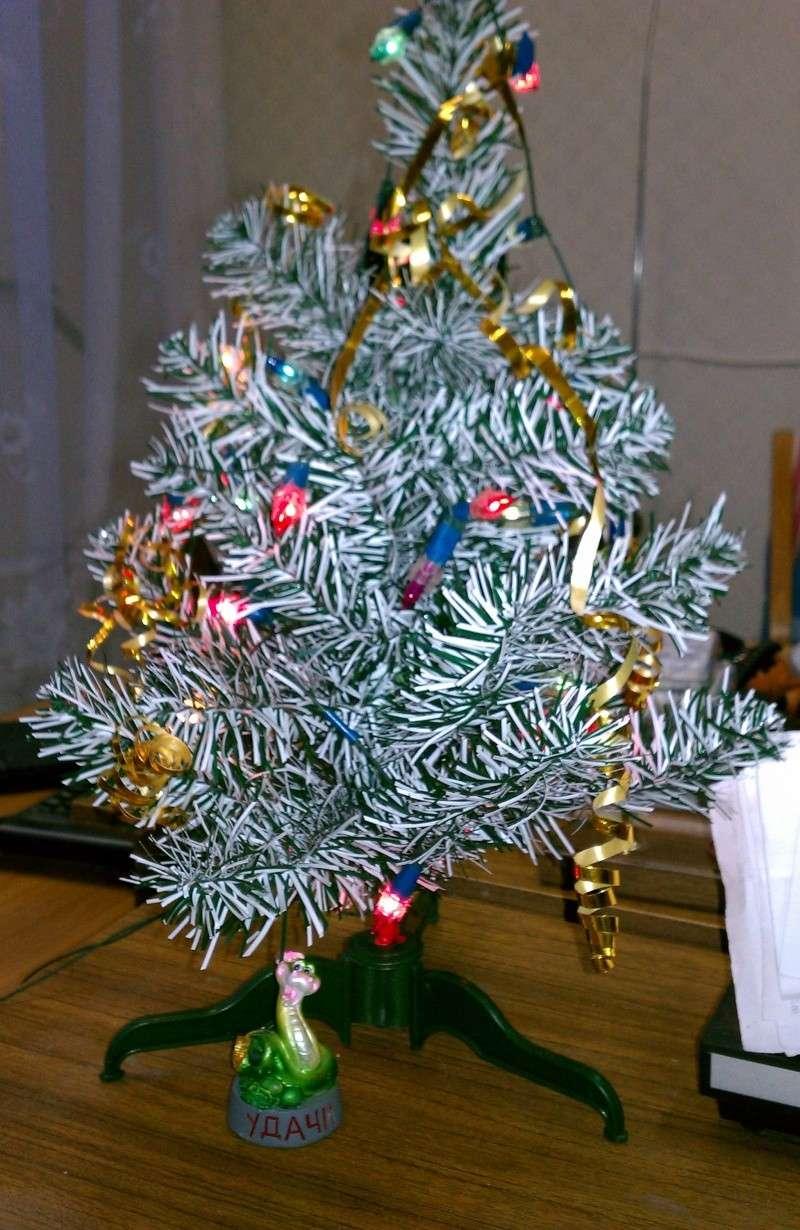 Хвалимся Новогодними елками! Imag0210