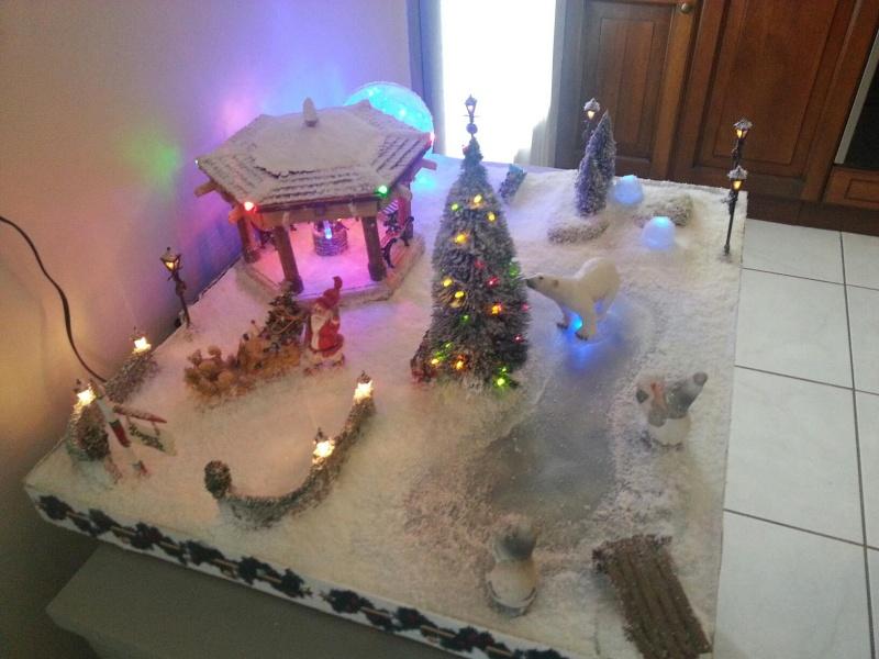 diorama Noel 20963310