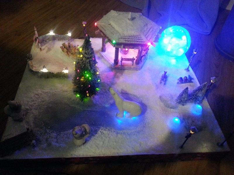 diorama Noel 33856511