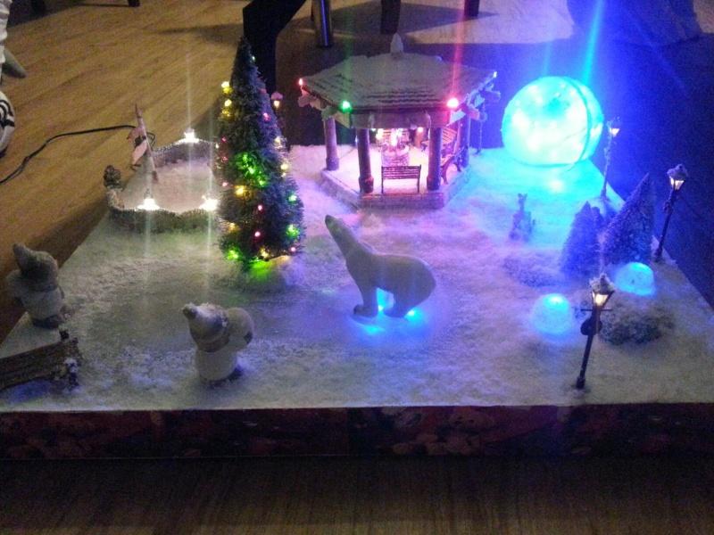 diorama Noel 62252610