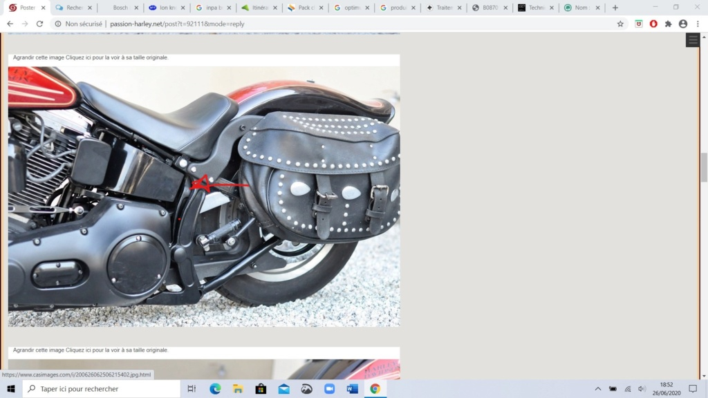 Softail Custom (FXST) 1340 Evo de 92 - Page 3 Shared10