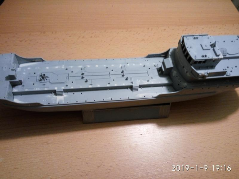 Shell Welder 1/130 von Ark Models S1010