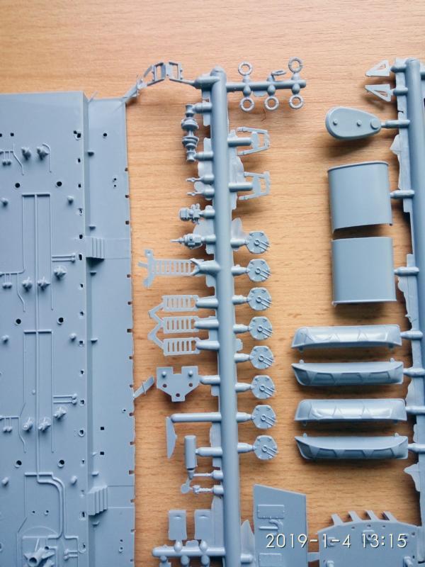 Shell Welder 1/130 von Ark Models S110