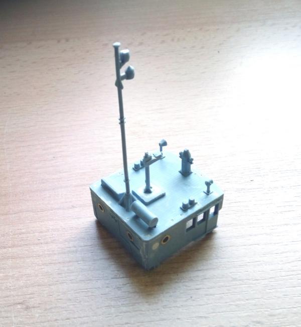 Shell Welder 1/130 von Ark Models S412