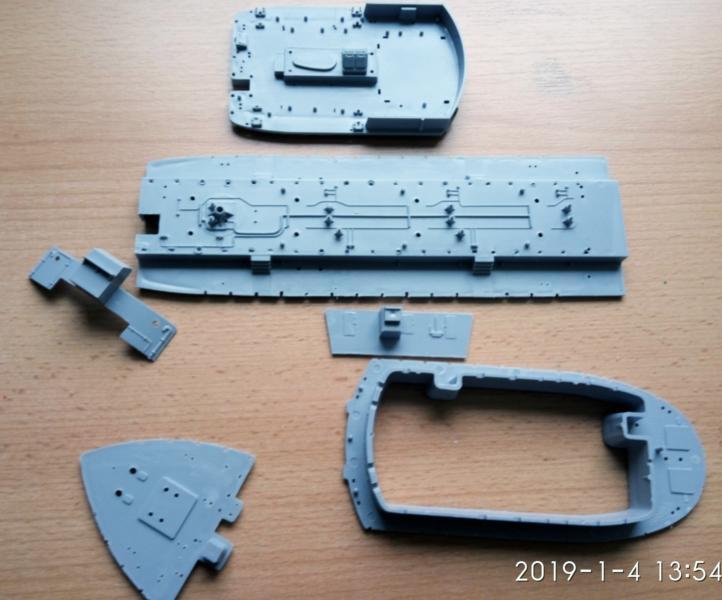 Shell Welder 1/130 von Ark Models S510