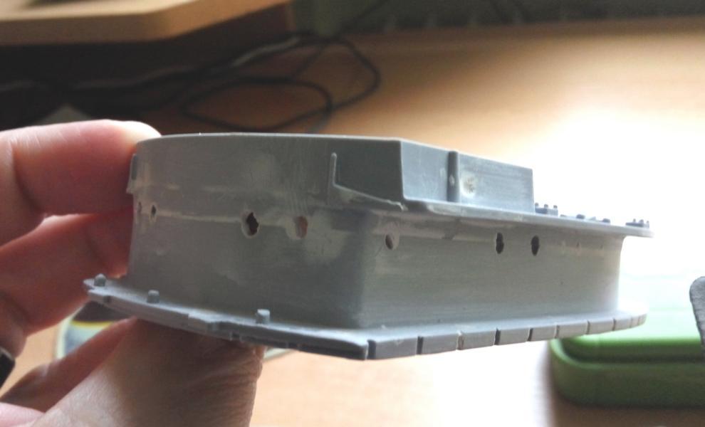 Shell Welder 1/130 von Ark Models S811