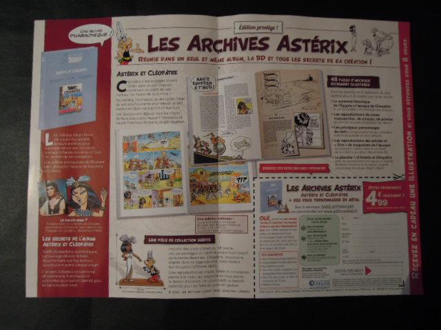 Les archives d'Astérix: Collection Atlas  - Page 4 Dscn2513