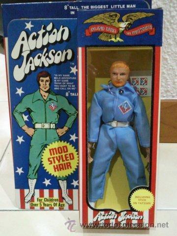 SCHEDA DI:Action jackson mego 30624910