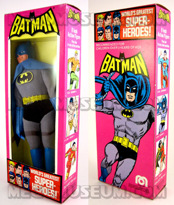SCHEDA DI:Batman mego Batman10