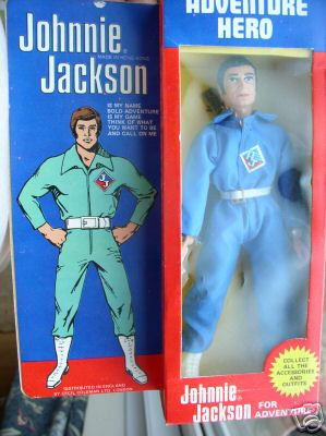 SCHEDA DI:Action jackson mego:varianti Johnny10