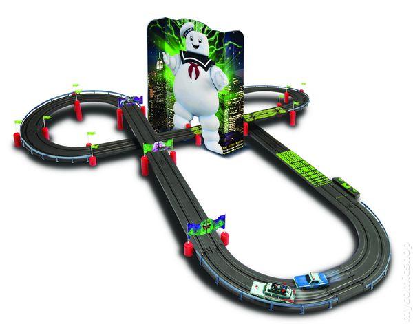 piste de course Ghostbusters 12605310