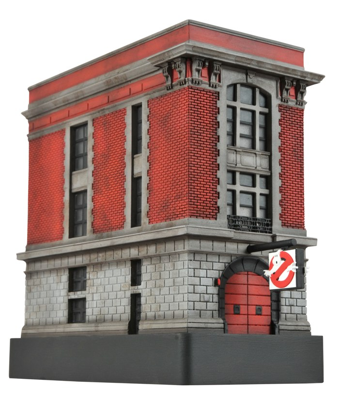 Ghostbusters Firehouse Fireho10