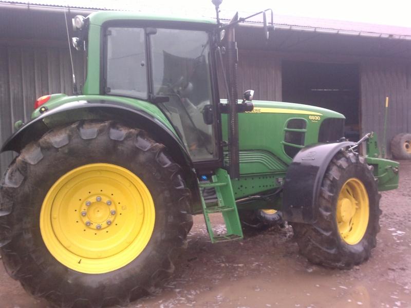 Concours du tracteur le plus cradingue - Page 4 05012010