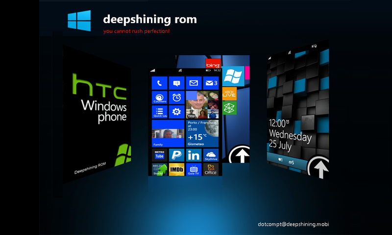 [ROM-HD7]  Deepshining v8.1 'NokiaLove' ● Devstore V4.3 -  13/03/2013-7.8 build 7.10.8862.144 Forumf10