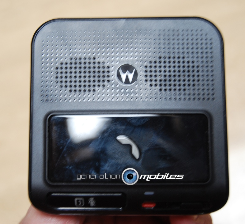 [MobileFun.Fr] Test du Kit Bluetooth voiture Advanced Visor T325 Motorola Intro10