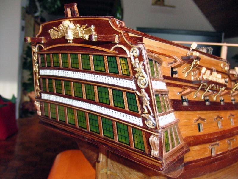 Huberts Baubericht Victory aus Holz - Seite 3 Heck0310