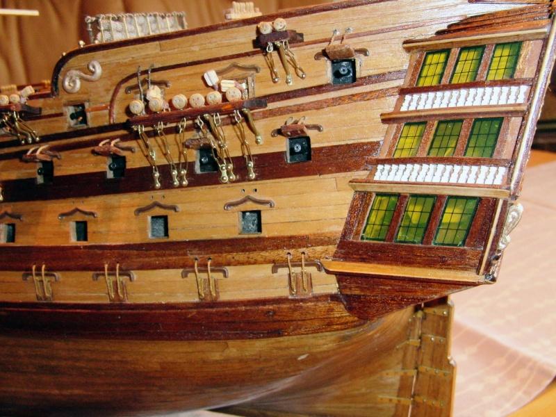Huberts Baubericht Victory aus Holz - Seite 3 Heck0510