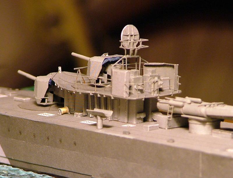 Contre-torpilleur Jaguar - 1/200 - Page 2 Dscf4211