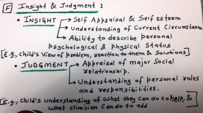 Child & Adolescent Neuropsychiatric Mental Status Exam Photo_14