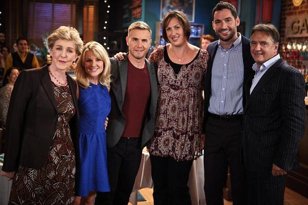 "Gary on Miranda Hart's sitcom ""Miranda"" 213"