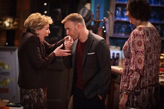 "Gary on Miranda Hart's sitcom ""Miranda"" 313"