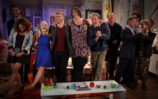 "Gary on Miranda Hart's sitcom ""Miranda"" 615"