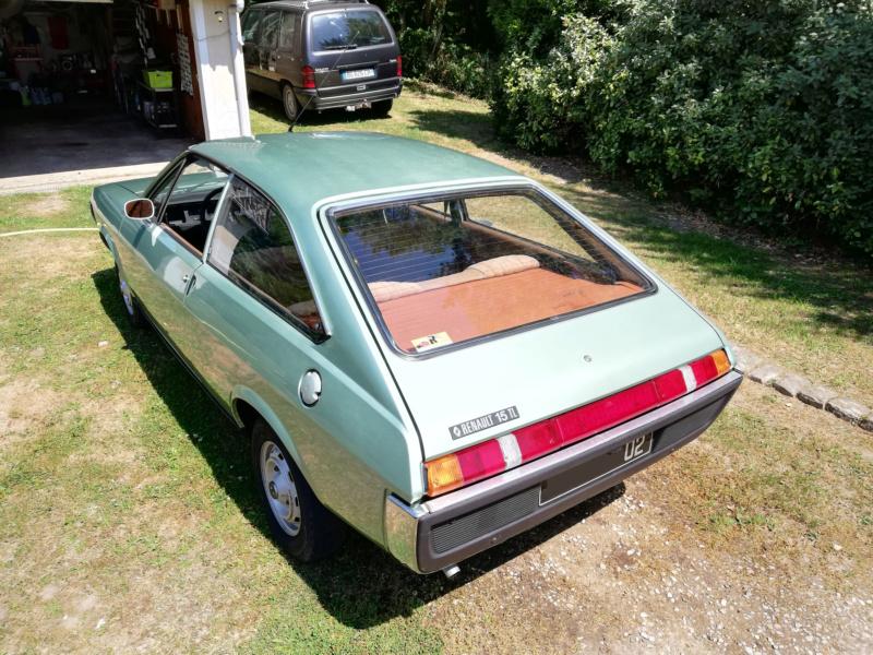 Renault 15 TL 1979 Forum413