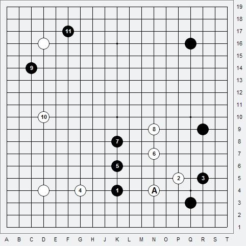 Les Grands Fusekis : Le Fuseki Chinois Fchino14