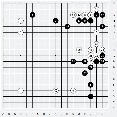 Les Grands Fusekis : Le Fuseki Chinois Fchino27