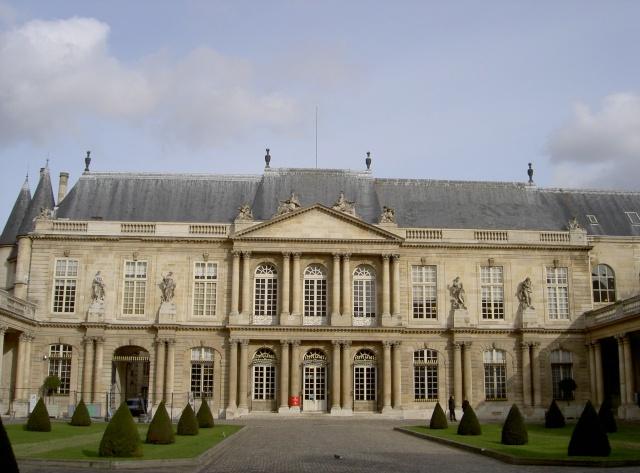 L'hôtel de Soubise Pict7310