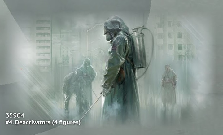 Tchernobyl: The Liquidator. 12631610