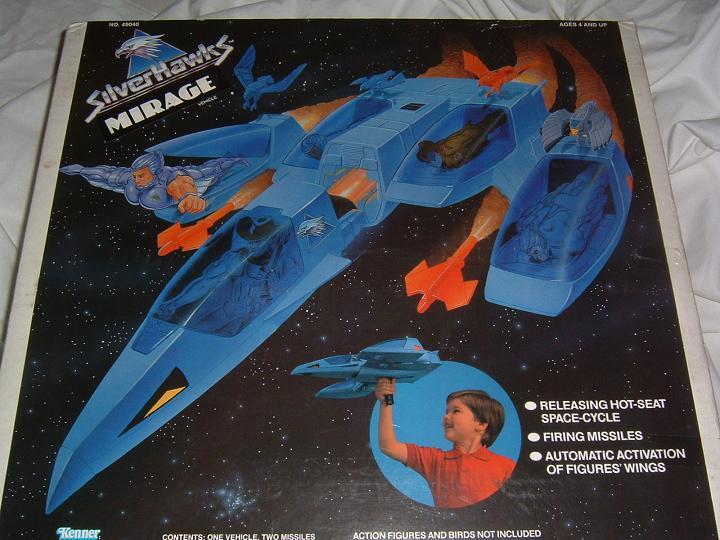 Silverhawks (KENNER) 1987 - 1988 Mirage10