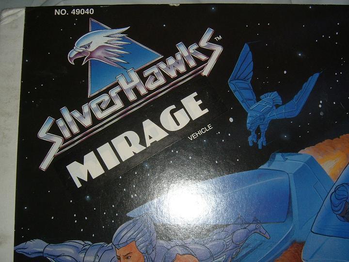 Silverhawks (KENNER) 1987 - 1988 Mirage11