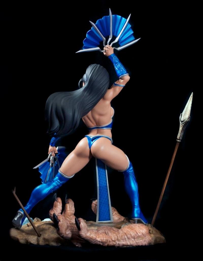 [Statuette] Kitana de Mortal Kombat Mk310