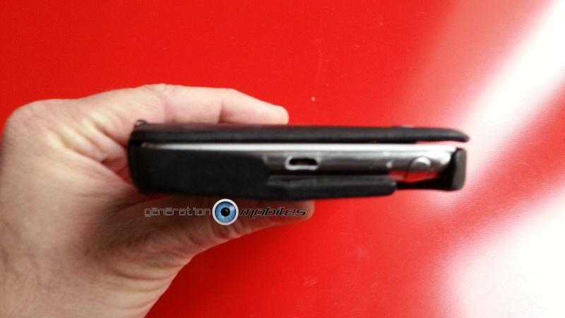 [NORÊVE] Test de la housse en cuir Norêve Modèle Traditon Gamme Exception pour Samsung Galaxy Note 1 20130119