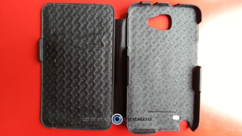 [NORÊVE] Test de la housse en cuir Norêve Modèle Traditon Gamme Exception pour Samsung Galaxy Note 1 20130129