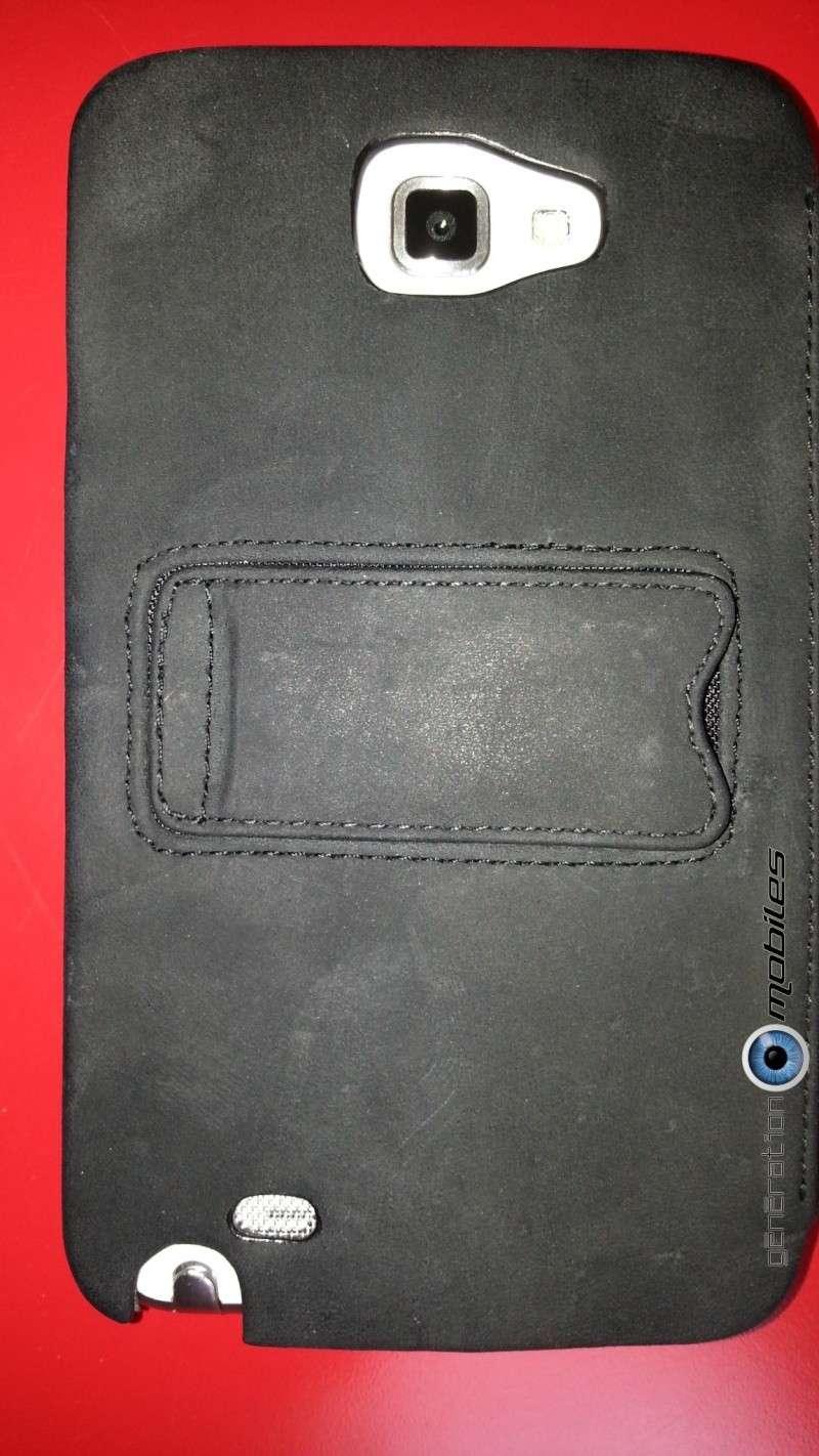 [NORÊVE] Test de la housse en cuir Norêve Modèle Traditon Gamme Exception pour Samsung Galaxy Note 1 20130131
