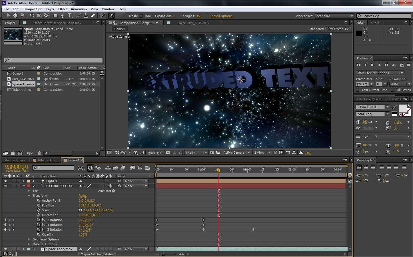 Adobe After Effects CS6 full + Crack 2012 (Torrent Download) Worksp10