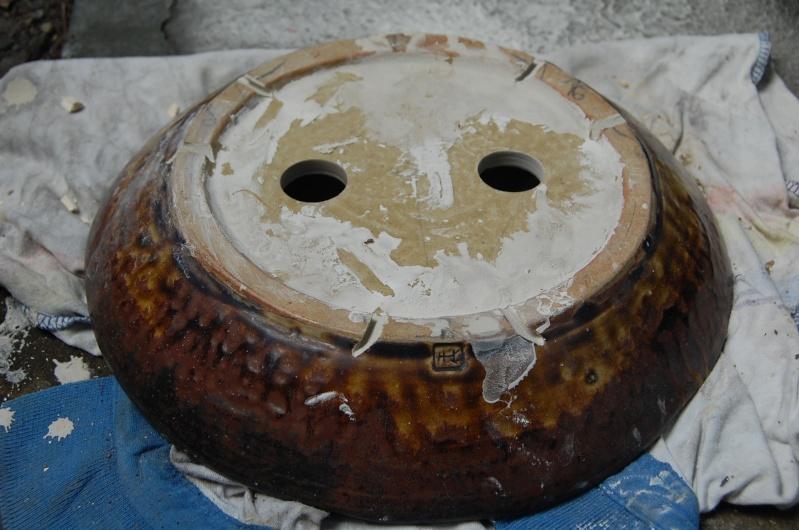 "How I ""make"" my bonsai pots Dsc_0712"