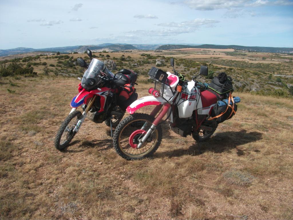 Trans Euro Trail Haut Languedoc Dscf2510