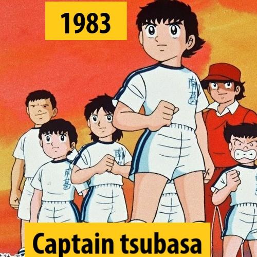 Quel anime célèbre a débuté l'année de votre naissance 198310