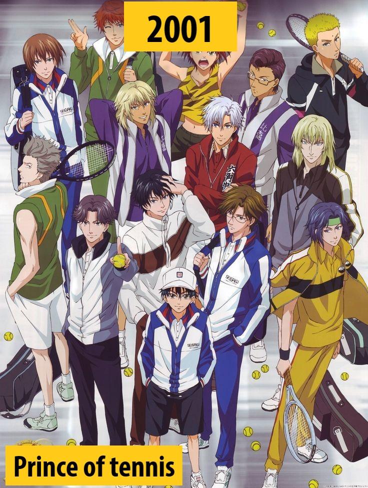 Quel anime célèbre a débuté l'année de votre naissance 2001_p10