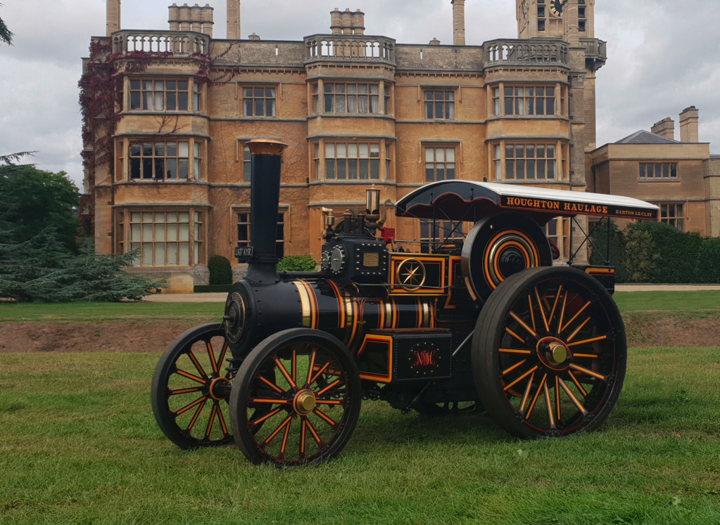 The Mistress visits Shuttleworth House Mistre12