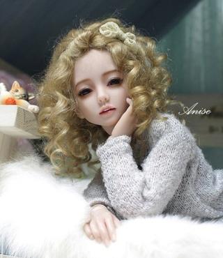 Шарнирные куклы (bjd) 21655510