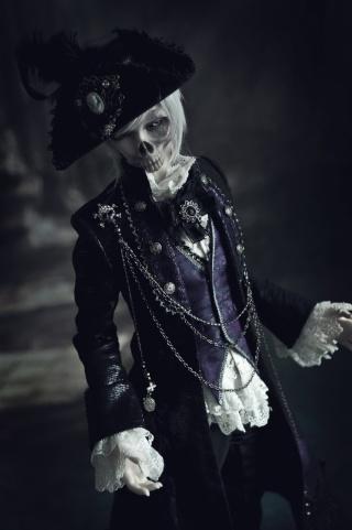 Шарнирные куклы (bjd) Baron_10