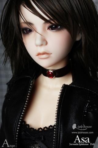 Шарнирные куклы (bjd) Mzepyl10