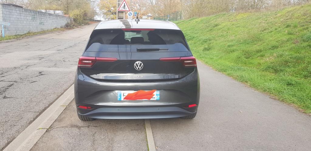 Essai  VW ID.3 20201111