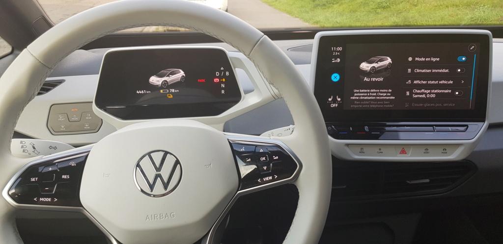 Essai  VW ID.3 20201115