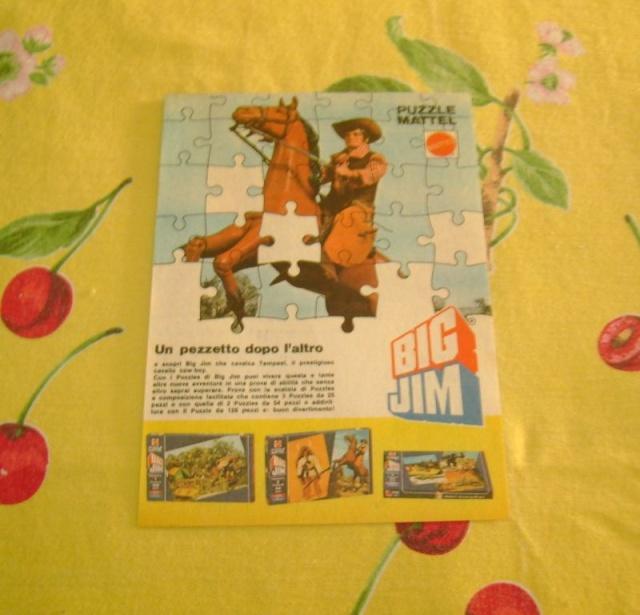Pubblicità PUZZLE 635
