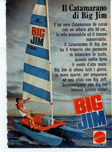 Pubblicità CATAMARANO Catama17